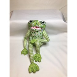 Franky patron grenouille