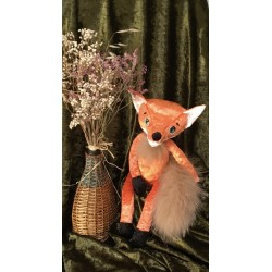 Patron Roxy le petit renard